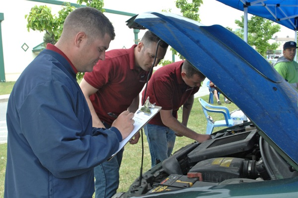 Vehicle Inspection