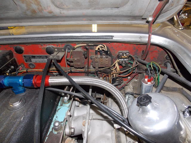 Burnt wire to fuse box!!! HELP! : The 3000 Forum : Austin ... on