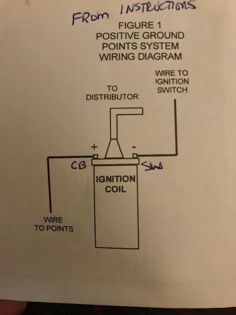 austin healey sprite wiring diagram install pertronix ignitor the 3000 forum austin healey  install pertronix ignitor the 3000