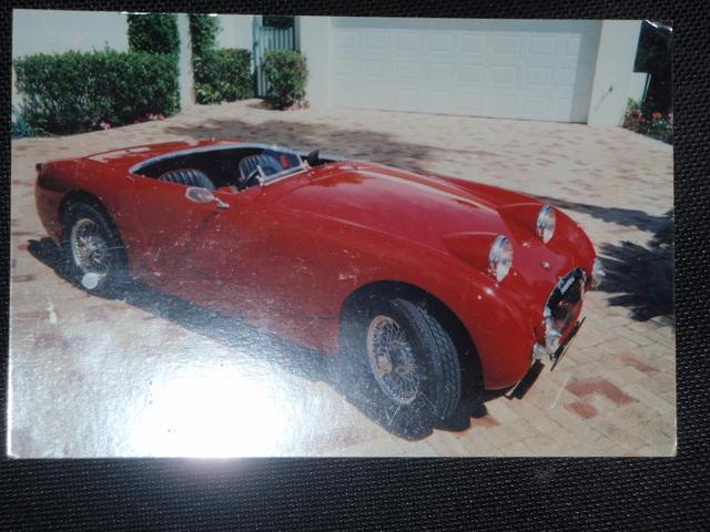 Sprite Mk1 Cherry Red Paint Code Australia : The Sprite