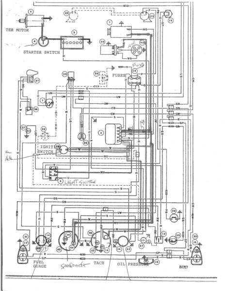 Sprite.Wiring.Engine.Chassis.No.08 29 2012_0002 yr of wiring diagram the sprite forum austin healey austin healey 3000 wiring diagram at gsmx.co