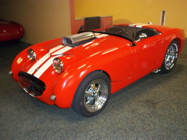 Being Delivered Tomorrow My 383 Ci Bugeye The Sprite Forum