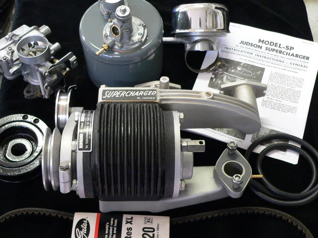 Judson Supercharger : The Sprite Forum : Austin-Healey Experience
