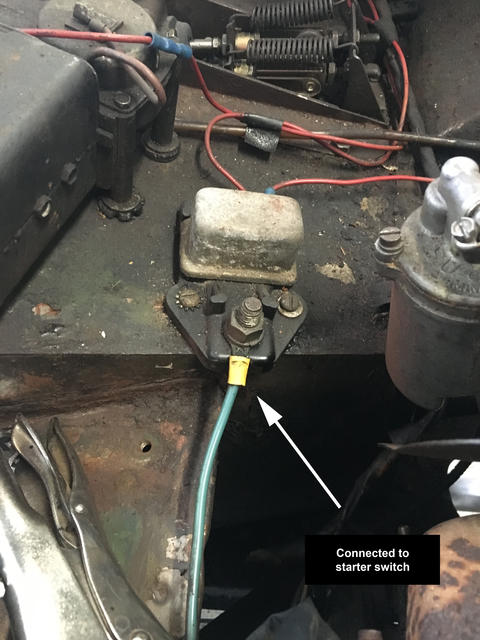 Wiring Confusion And No Start The Sprite Forum Austin Healey - Repair Wiring Scheme