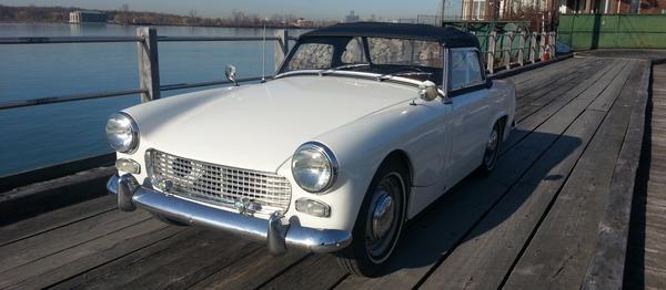 1963 AustinHealey Sprite ABL023052  Registry  The Austin