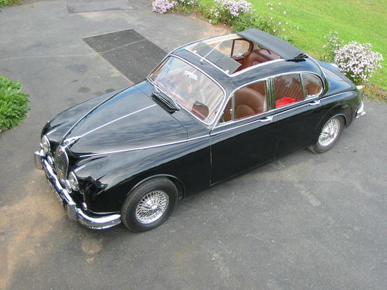 1966 Jaguar Mark 2 (119587DN) : Registry : The Austin ...