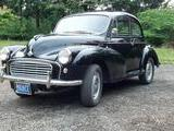 1960 Morris Minor 1000 Saloon 2 door Black BK1 Alex Haugland