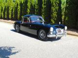 1961 MG MGA MkII Coupe Black Alex Haugland