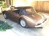 1960 Austin Healey 3000 BT7 Brown Metalic Dave W