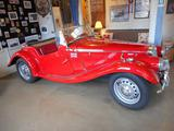 1955 MG TF 1500 Red George Raffensperger