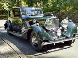 1938 Bentley 4 1 4 Litre Velvet Green Alex Haugland