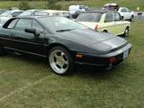 1993 Lotus Esprit Black Alex Haugland