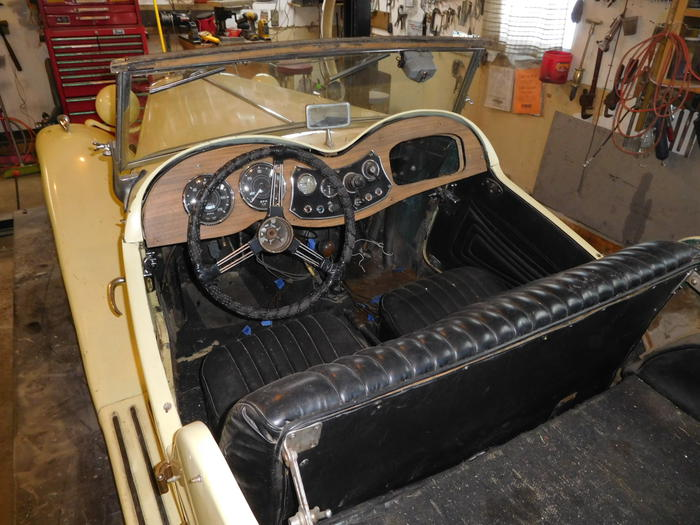 1952 mg td 15539 registry the austin healey experience. Black Bedroom Furniture Sets. Home Design Ideas