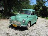 1961 Morris Minor Light Green Konrad Crist