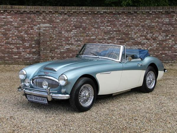1965 austin healey 3000 bj8 hbjl2743 registry the. Black Bedroom Furniture Sets. Home Design Ideas
